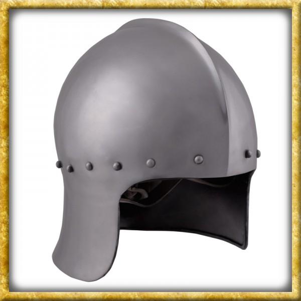Englischer Bogenschützenhelm - 15. Jahrhundert