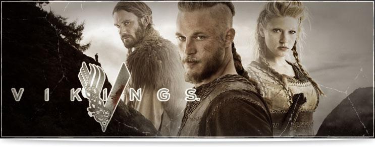 Waffenmeister | Waffen & Rüstungen aus Vikings