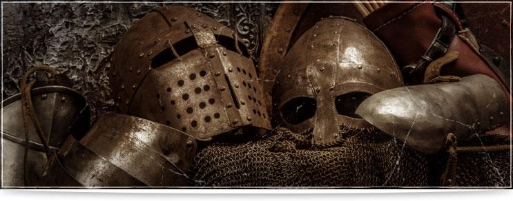 Waffenmeister | Zubehör für Mittelalter Rüstungen