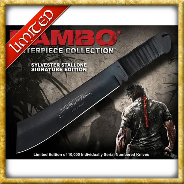 Rambo - Rambo IV Machete Sylvester Stallone Edition