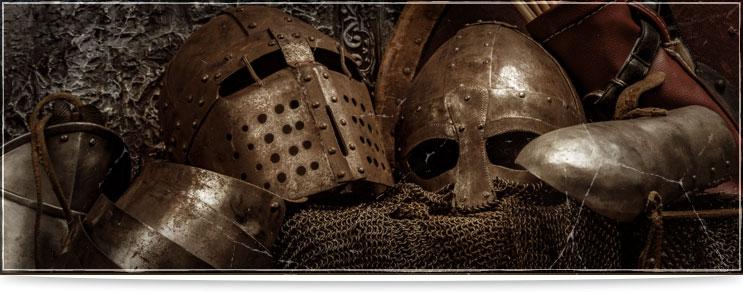 Waffenmeister | Mittelalter Rüstungen
