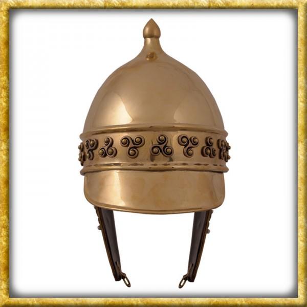 Keltischer Helm aus Messing