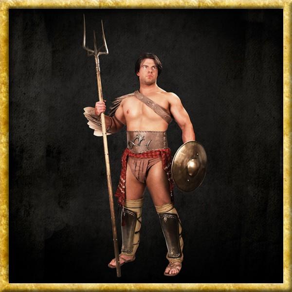 Spartacus - Ledergürtel Crixus