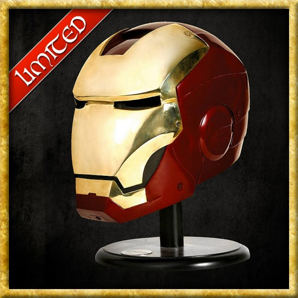 Helm Iron Man - Mark III