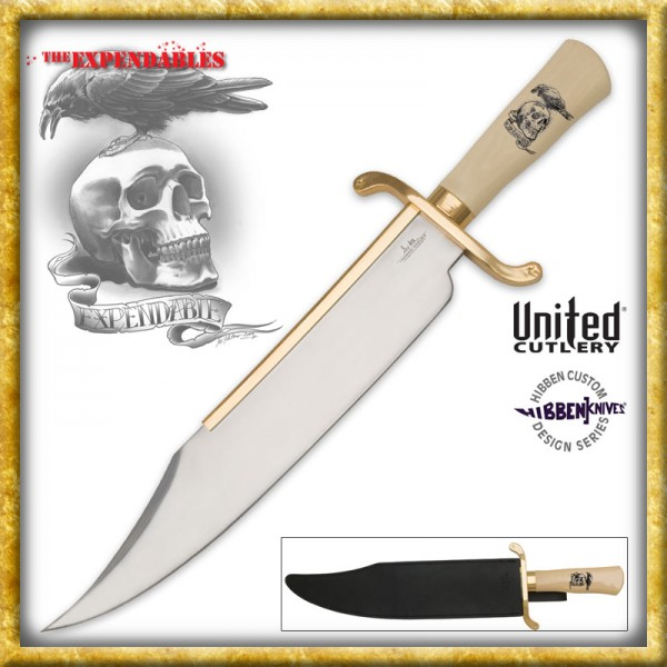 """The Expendables - Bowie """"United Cutlery"""""""