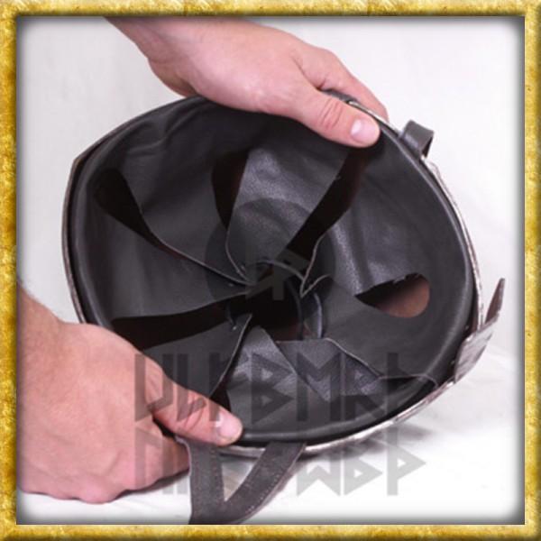 Helm Inlet - Leder