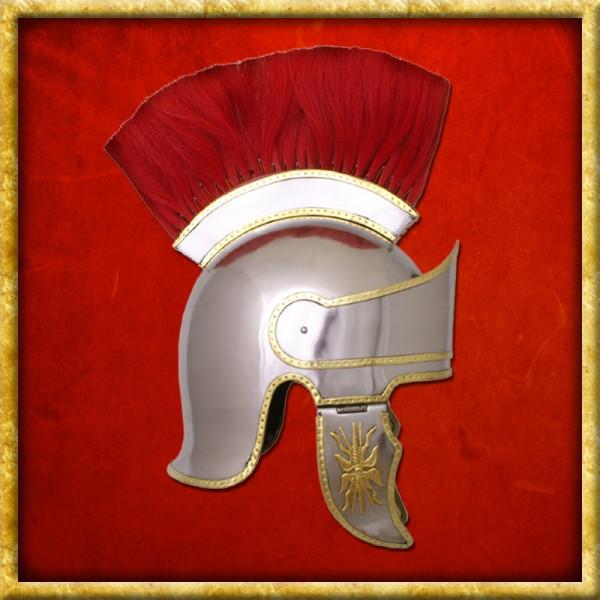 Attischer Helm - Haarbusch