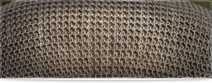 Waffenmeister | Kettenrüstungen aus Stahl