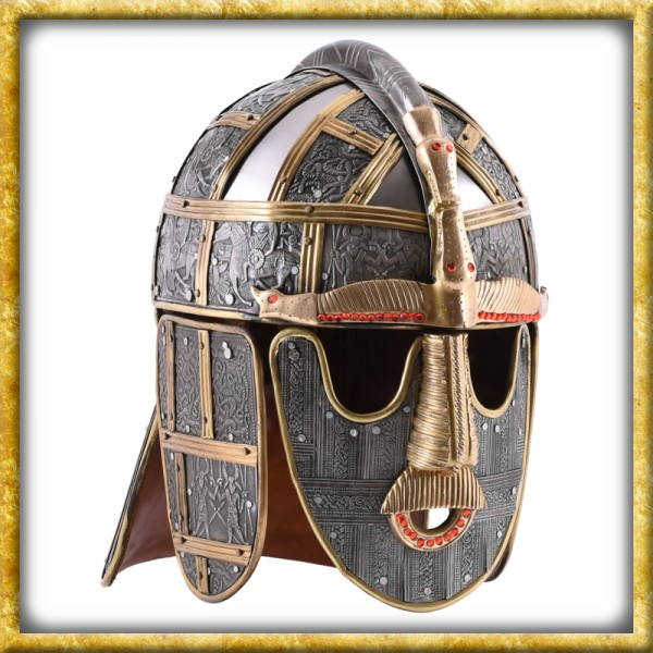 Helm - Sutton Hoo