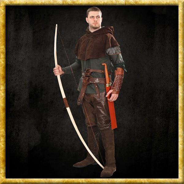 Robin Hood - Armschiene aus Leder