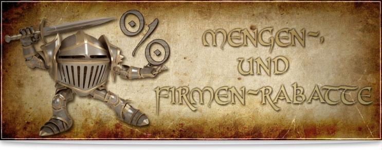 Waffenmeister | Mengen & Firmenrabatte