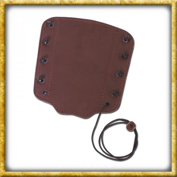Armschützer für Bogenschützen - Leder