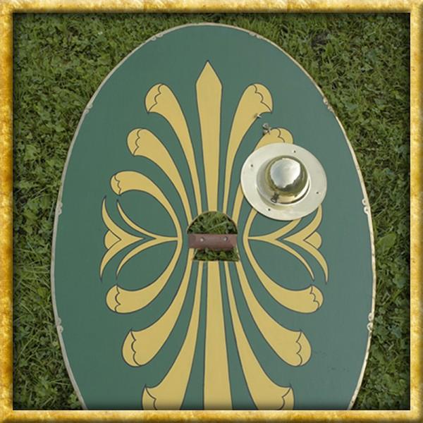 Parma Equestris - Schild der römischen Auxiliartruppen