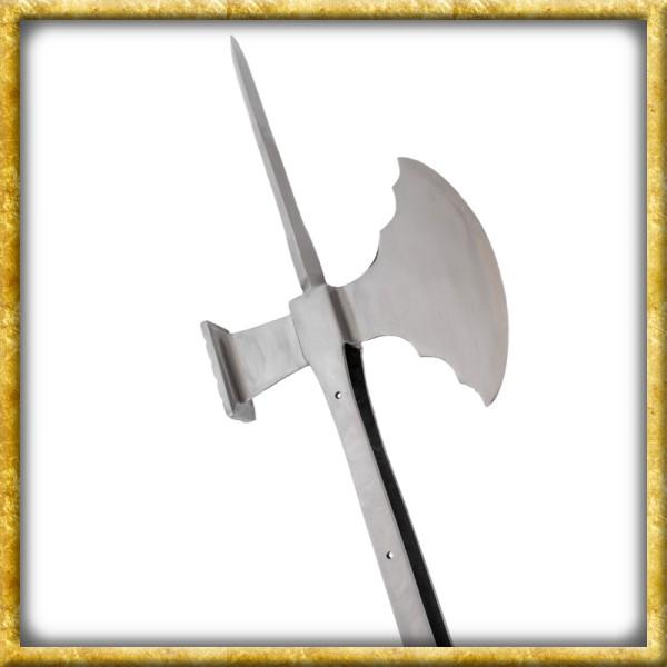 Streitaxtspitze - Schlachtaxt mit Hammer