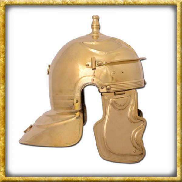 Römischer Helm Imperial Gallic G Worms