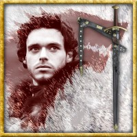 Game of Thrones - Robb Stark´s Scheide