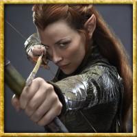 Der Hobbit - Pfeil und Bogen von Tauriel
