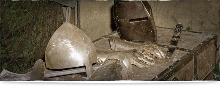 Waffenmeister | Zubehör für Mittelalter Waffen & Rüstungen