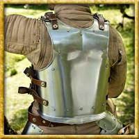 Rückenpanzer Warrior - Platte