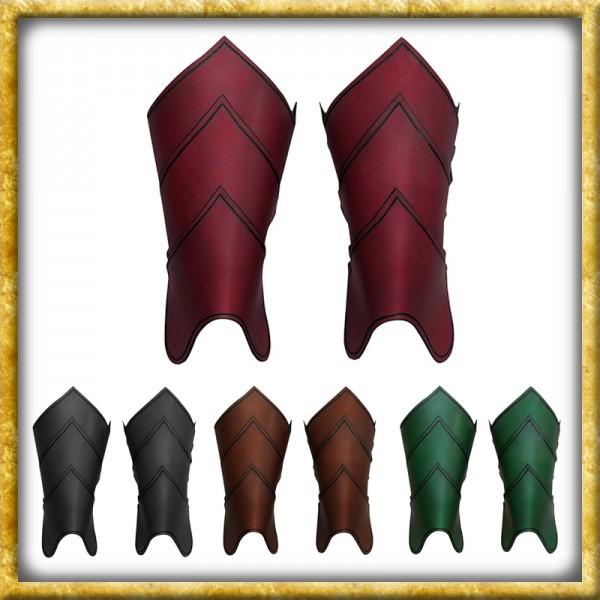 Beinschienen Drachenreiter - Diverse Farben