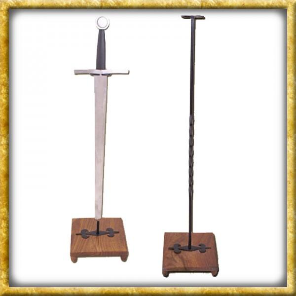 Schwertbodenständer