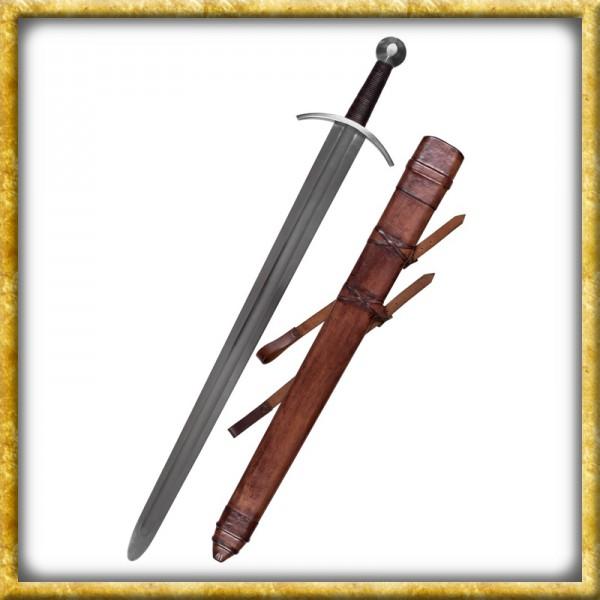 Mittelalterliches Kreuzritterschwert für Schaukampf