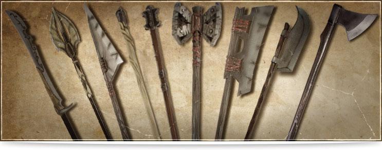 Waffenmeister | Mittelalter Stangenwaffen