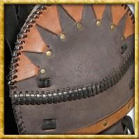 Beintaschen mit Ledergürtel - Ork