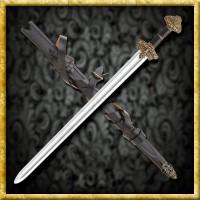 Wikingerschwert mit Gürtel und Scheide - Leif Eriksson