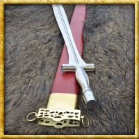 Griechisches Schwert Alfedena - Mit Knochengriff