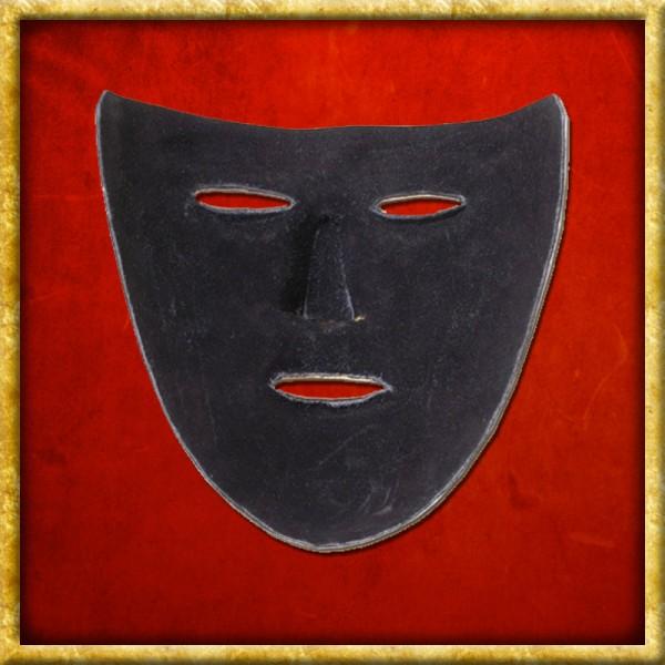Römische Gesichtsmaske
