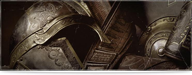 Waffenmeister | Helme aus Hobbit