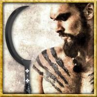 Game of Thrones - Khal Drogos Arakh