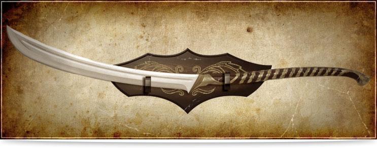 Waffenmeister | Wandhalterungen für Schwerter