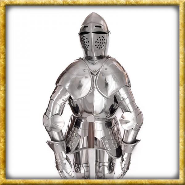 Miniatur Ritterrüstung mit Ständer und Schwert