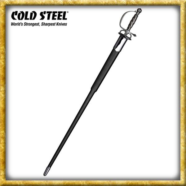 Colichemarde Schwert - Geschliffen