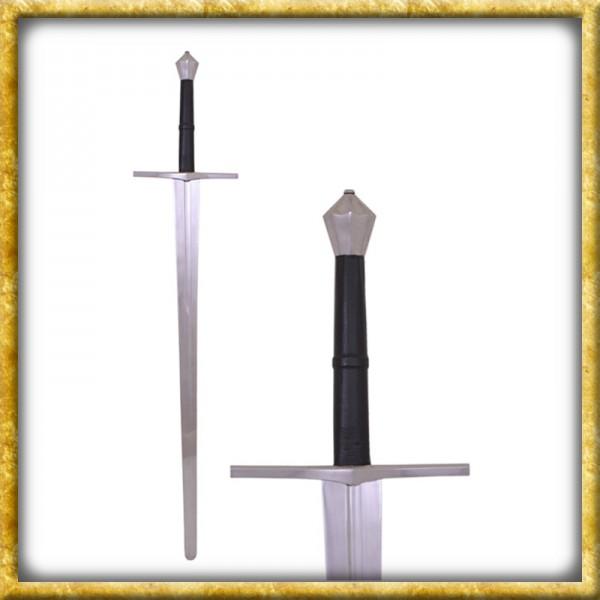Mittelalterlicher Zweihänder für leichten Schaukampf