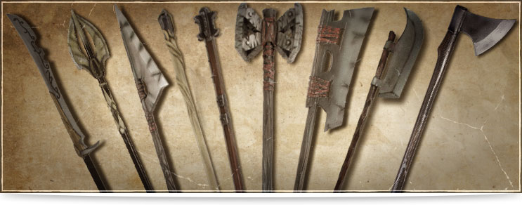 Mittelalter Stangenwaffen | Waffenmeister