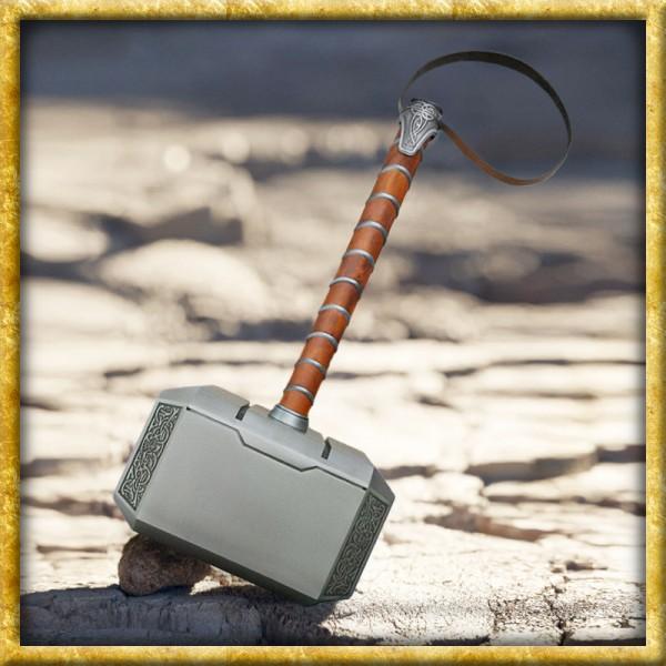 Thors Hammer Mjölnir mit Ständer