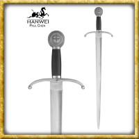 Schwert Heinrich von England - Geschliffen
