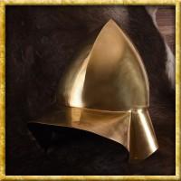 Griechischer Helm aus Messing - 4. Jh. v.Chr.