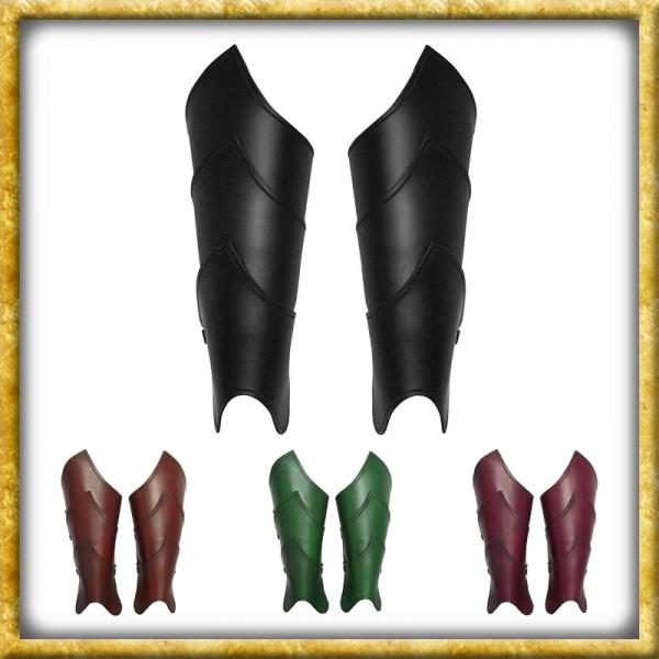 Beinschienen Elfenkrieger - Diverse Farben