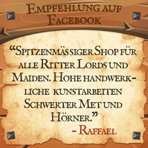 Facebook Bewertung Raffael Drachenhort