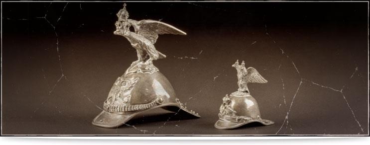 Waffenmeister | Miniatur Helme