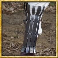 Wikinger Beinschiene - Platte