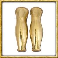 Griechische Beinschienen - Platte
