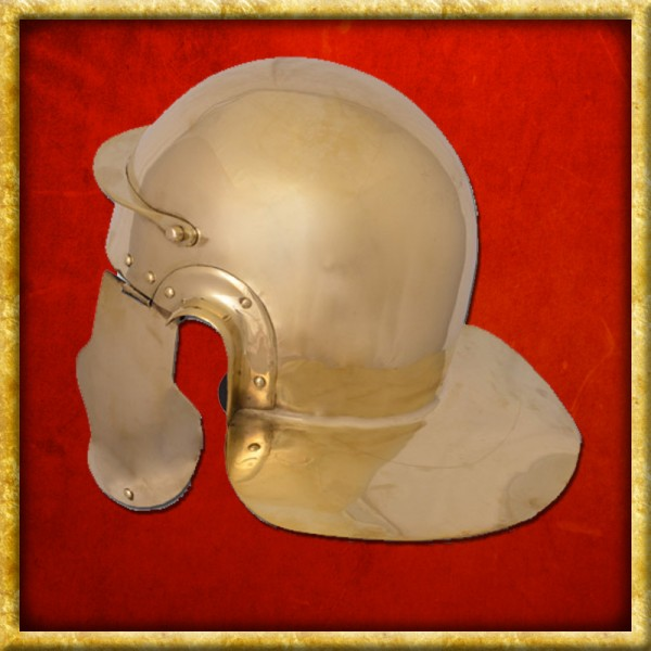 Römischer Helm - Auxiliar Infanterie B Mainz