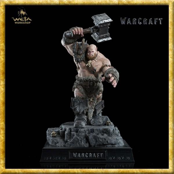Warcraft - Figur Orgrim 1:10
