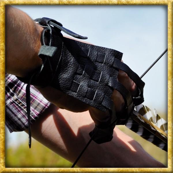 Traditioneller Schiesshandschuh