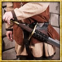 Schwerthalter Imperial - Schwarz/Braun